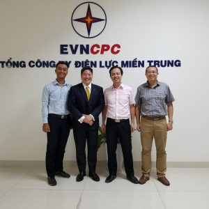 CPC Vietnamese Team