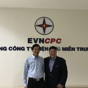 EVNCPC Vice Chair