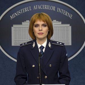 Romanian Interior Minister