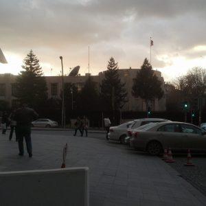US Embassy Ankara