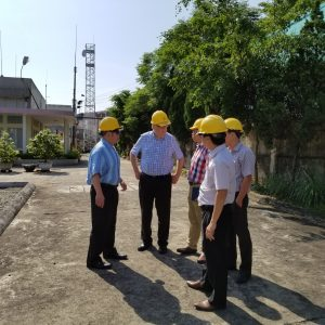Vietnam Substation Tour